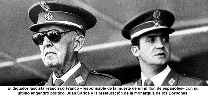 Ni el padre ni el hijo, abajo la monarquía! : Socialismo o Barbarie