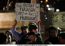 141127-usa-ferguson-protests-11-boston-police-racist-murderers-690x490