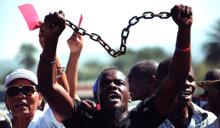 rebelion haiti